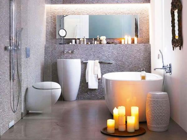 идеи маленькой ванны