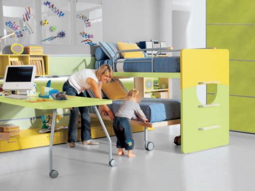 идеи маленькой комнаты десткой