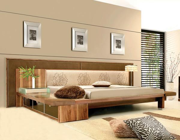 Примеры интерьера спальни с фото