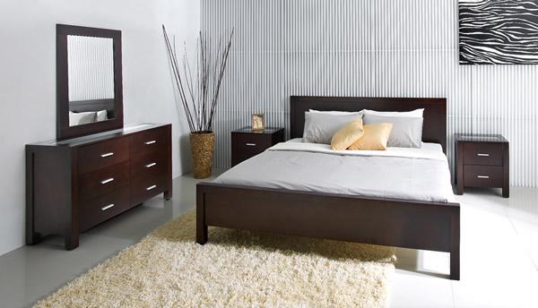 Low bedroom furniture