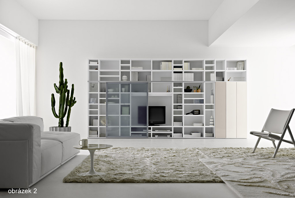 Дизайн интерьера в светлых тонах DOC MOBILI S.P.A. - ITALY