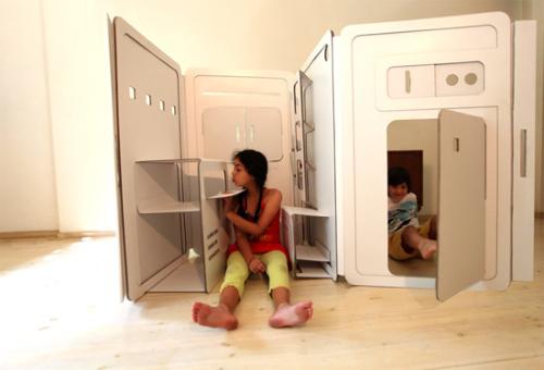 Набор игровой мебели для детской комнаты
