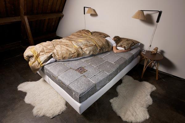 Оригинальное постельное белье.