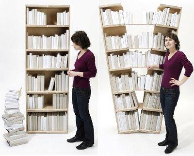 книжные полки фото