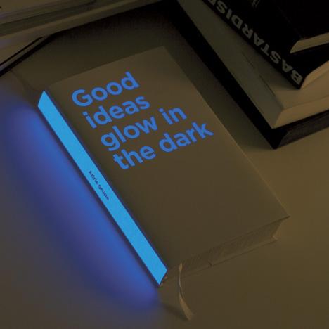 Светящиеся в темноте книги