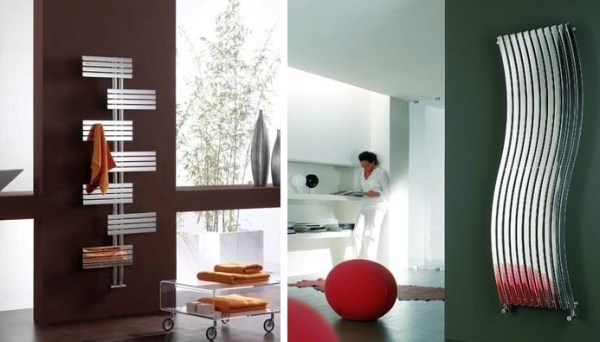 Полотенце сушитель для ванной комнаты