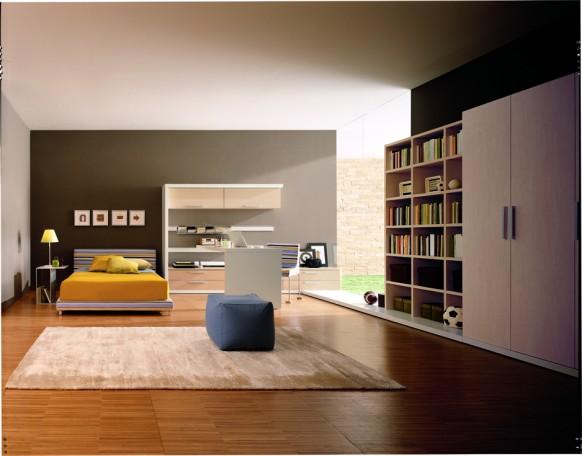 дизайн интерьера комнаты фото - фотография 16.