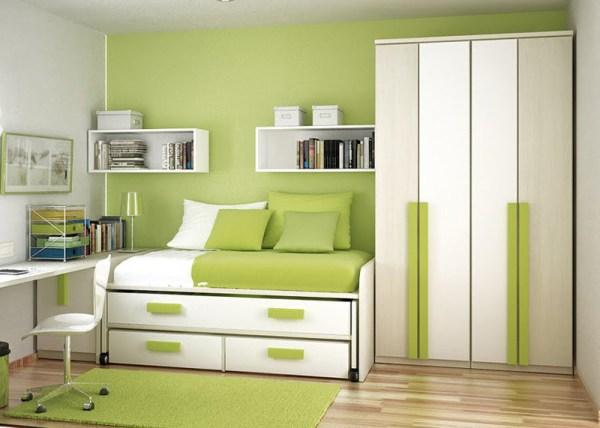 Идеи маленькой комнаты подростка малой площади