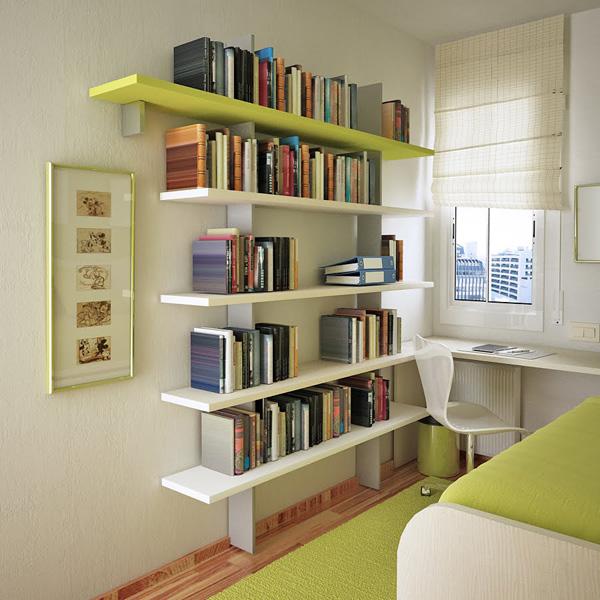 Идеи дизайна комнаты подростка. Маленькая площадь