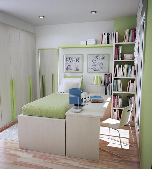 Организация комнаты подростка примеры