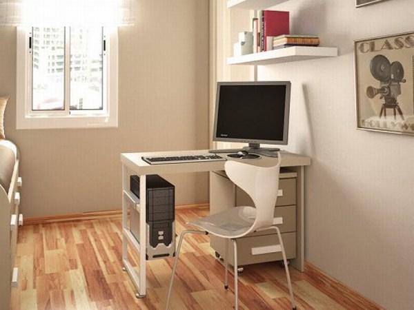 Дизайн интерьера комнаты подростка. Малая площадь