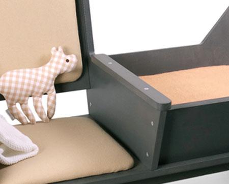 Детская колыбель кроватка