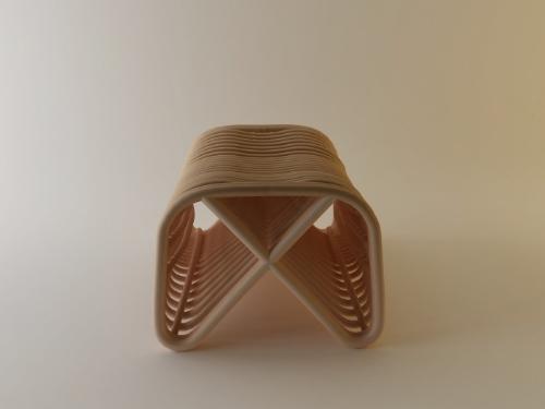 Скамейка своими руками из гнутых прутьев