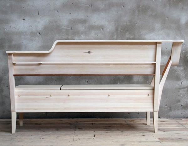 Как сделать скамейку для кухни своими руками