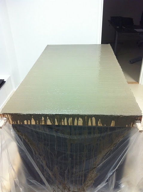 Как сделать своими руками мебель из бетона