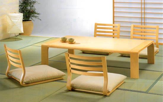 мебель в японском стиле фото 2009