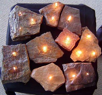подарочные свечи фото