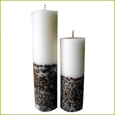 оригинальные свечи