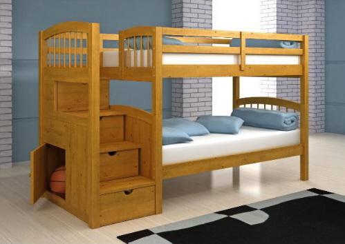 детские стенки с кроватью двухъярусной