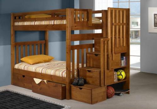 двухъярусная кровать фото