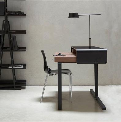изящный компьютерный стол фото