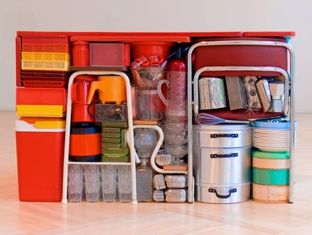 Шведский дизайнер Йохансон и его компактная кухня