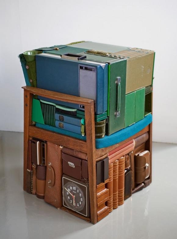 Компактная мебель от шведского дизайнера Йохансона