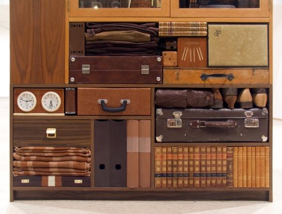 Сверх компактная мебель