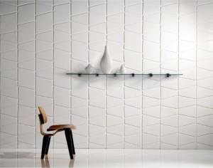 Декоративные панели для стен с вертикальным рисунком