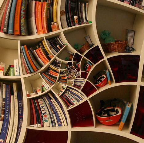 Это уже скорее не стеллаж -- а целый книжный шкаф. Не пытайтесь сделать своими руками в домашних условиях.