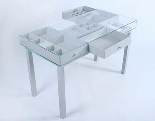 Оригинальный дизайнерский стол