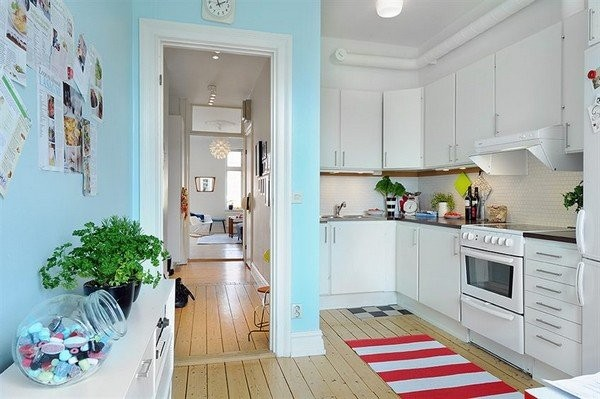 Идеи дизайна современной кухни