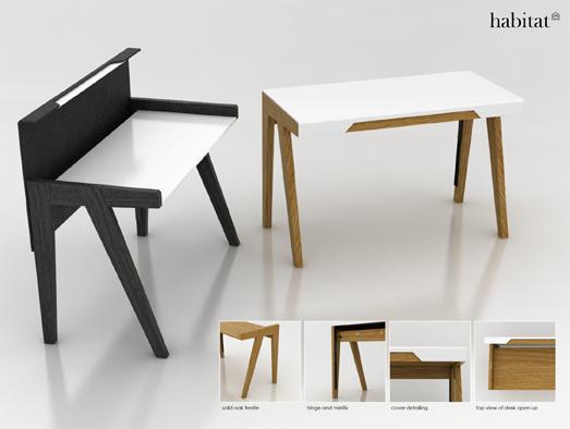 Домашний компьютерный стол