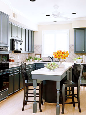 Дизайн маленькой кухни. Примеры, идеи.