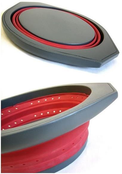 Разделочная доска легко превращается в миску или контейнер для хранения только что нарезанного