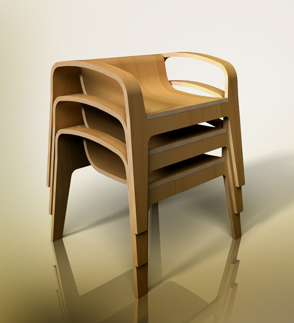 Дизайн кухни. Кухонный стул.
