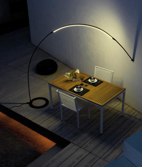 Светильник на LED оригинальной формы