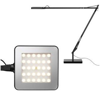 Настольная лампа в стиле хай-тек