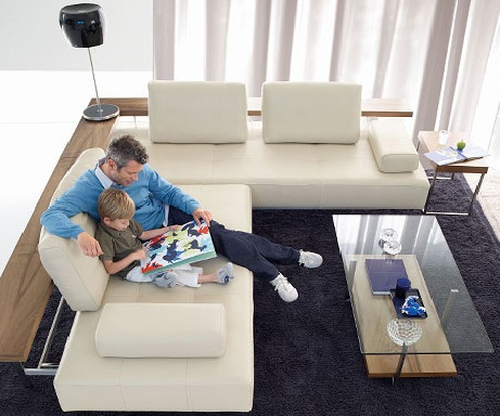 Софа. Модульная мебель, которая легко комбинируется под ваши нужды.