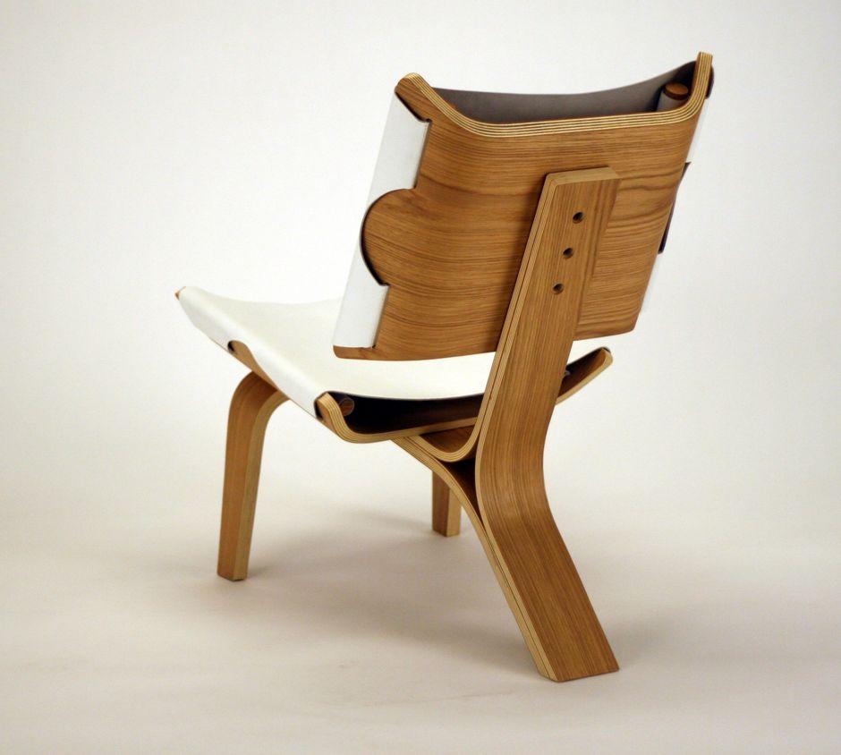 Дизайнерская мебель. Стул авторской работы