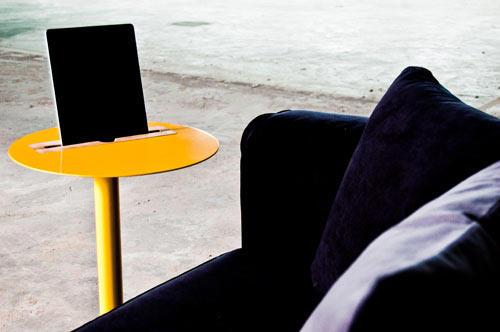 Мини-компьютерный стол для планшетника