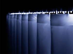 Светильник на светодиодах -- оригинальная деталь подсветки современного интерьера
