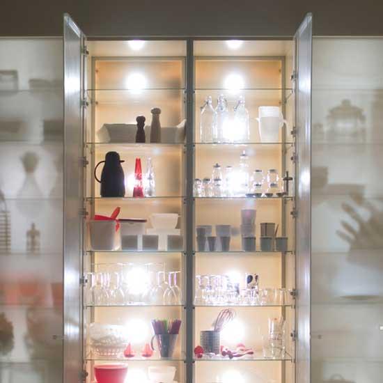 Матовые белые шкафы для кухни. Идеи для дизайна кухни.