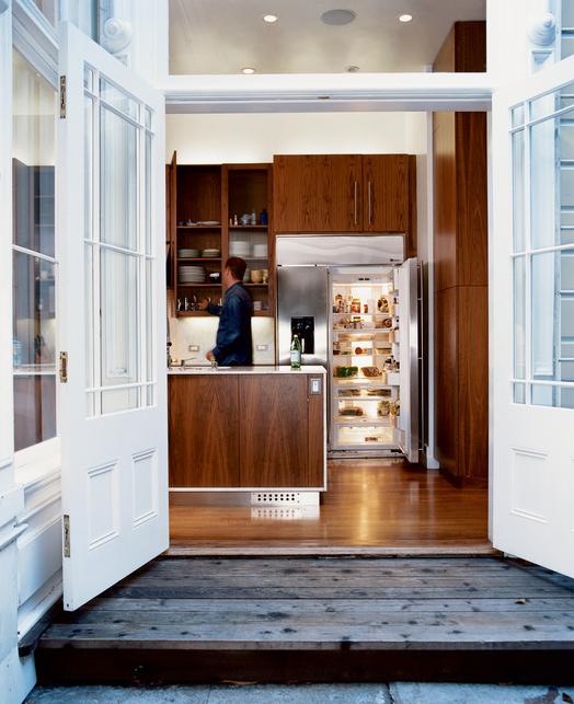 Кухонная мебель и дизайн кухни.