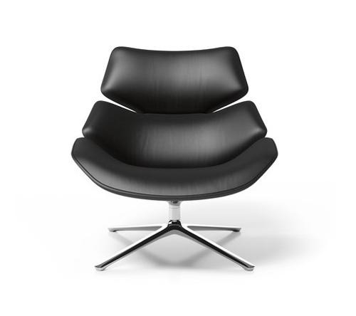 Немецкая мебель. Кожаное кресло для дома