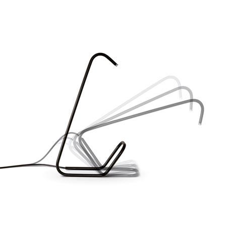 Ультро-современная и одновременно минималистичная лампа немецкого дизайна