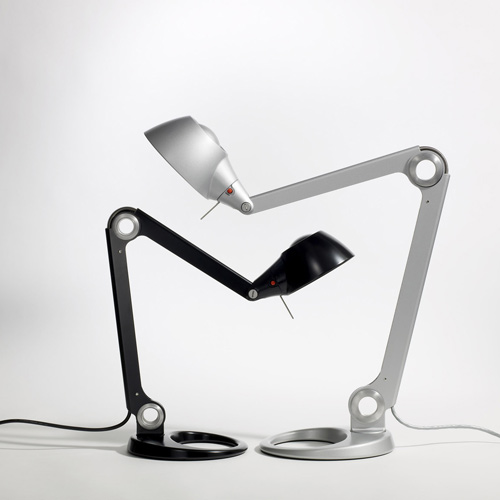 Современная настольная лампа. Оригинальный дизайн.