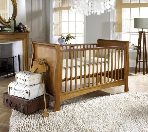 Пример уютной детской комнаты