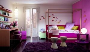 Коллекция 2010 итальянской детской мебели