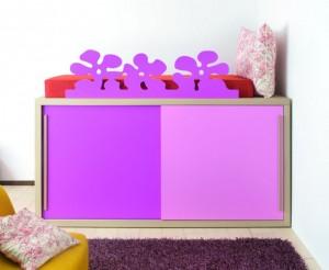Шкаф комод для детской комнаты